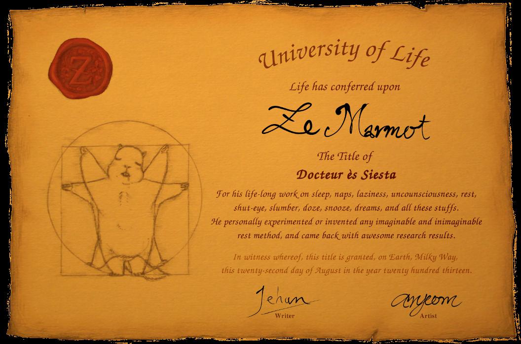 Doctor Marmot