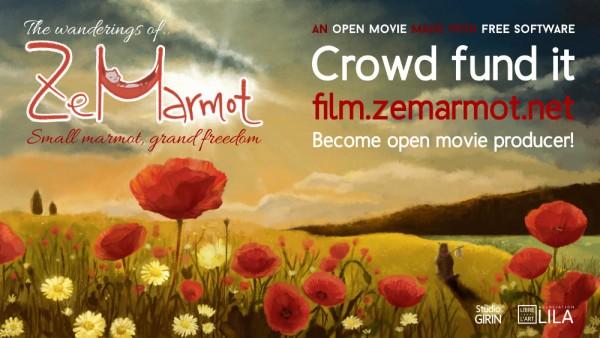 ZeMarmot film crowdfunding
